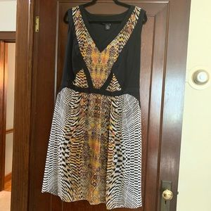 Lane Bryant dress.  Never worn. No tags.